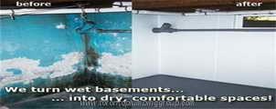 BASEMENT WATERPROOFING 1