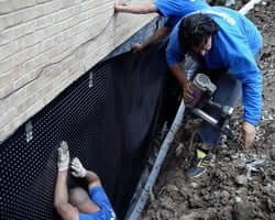 FOUNDATION WATERPROOFING: EFFICIENT WAYS TO WATERPROOF YOUR FOUNDATION WITH OUR SMART EXPERTS - TORONTO & GTA