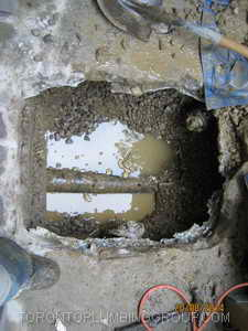 PIPE BURSTING CONTRACTOR - DRAIN PIPES REPLACEMENT, INSTALL BACKWATER VALVE, INSTALL SUMP PUMP IN TORONTO AND GTA - 4