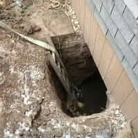 SEWER PIPE REPLACEMENT - 18