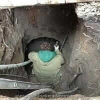 SEWER PIPE REPLACEMENT - 20