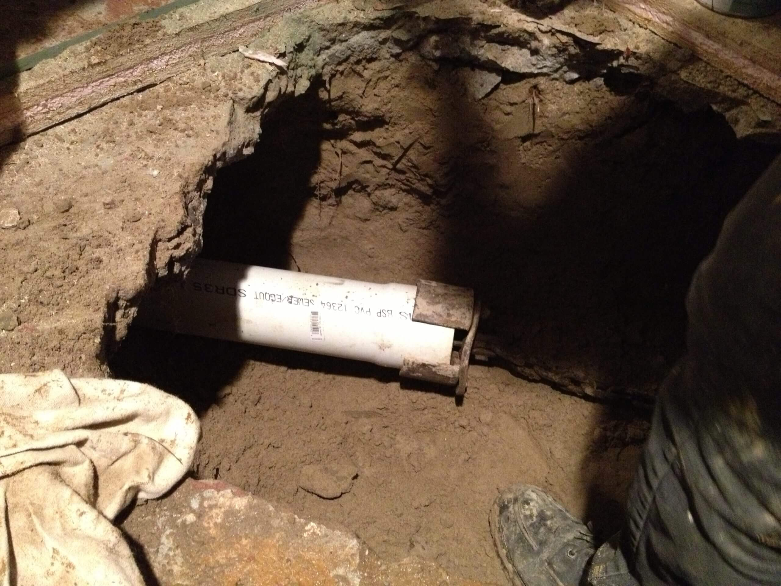 Sewer Line Replacement Toronto